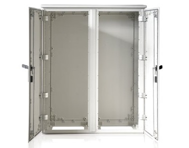 Polyster Wandkast dubbel deurs IP55